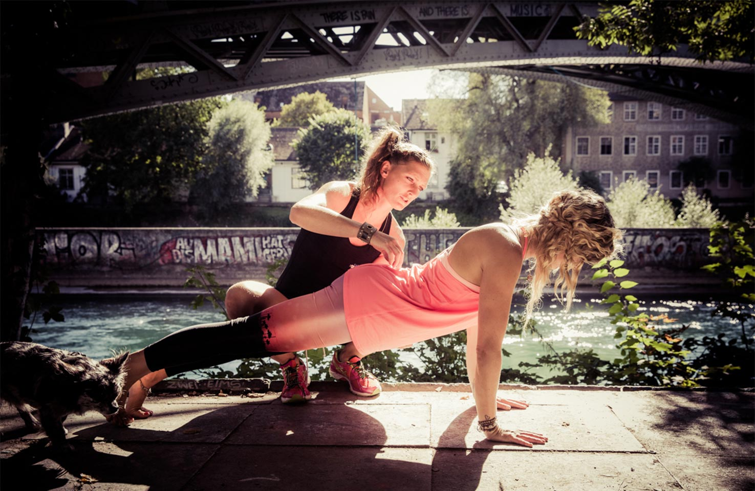 Salome Burki Personal Trainer Solothurn